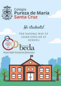 Pureza de María. BEDA school