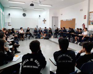 Jornada de aprendizaje para ayudar